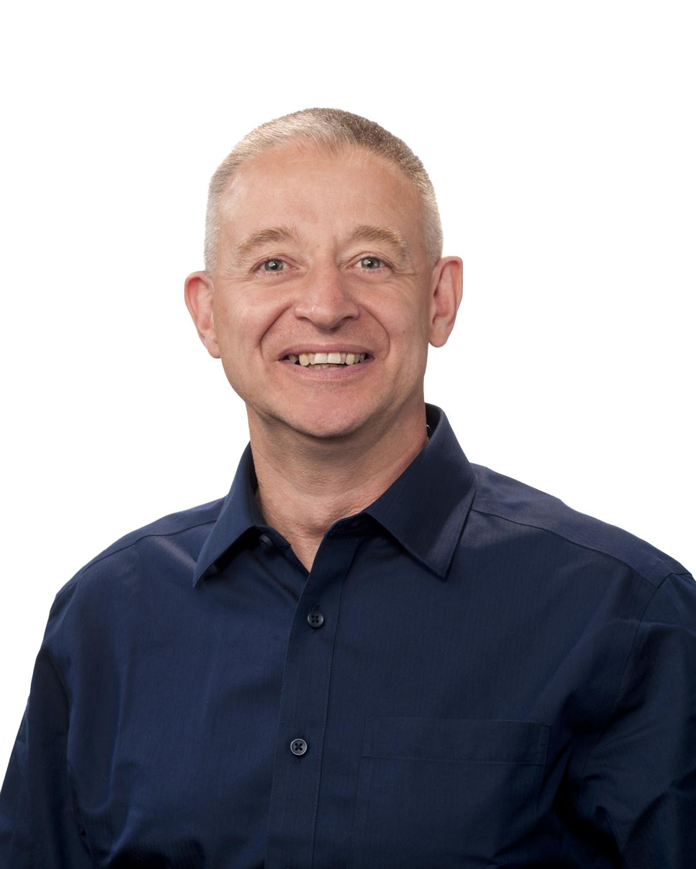 Garry Huculiak : Parts Manager